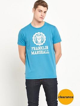 franklin-marshall-franklin-amp-marshall-seal-logo-t-shirt