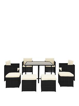 vancouver-9-piece-cube-garden-furniturenbspset