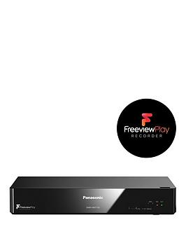 Panasonic Smart Network Hdd Recorder With Twin 500Gb Hd Dmr-Hwt150Eb With Freeview Play