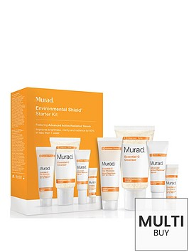 murad-free-gift-environmental-shield-beautiful-startnbspamp-free-murad-age-reform-exfoliating-cleanser-200ml
