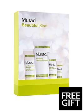 murad-resurgence-beautiful-start