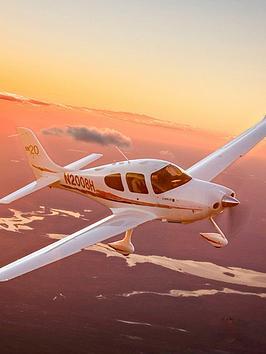virgin-experience-days-aeroplane-pilot-experience-and-lunch-innbspblackpool