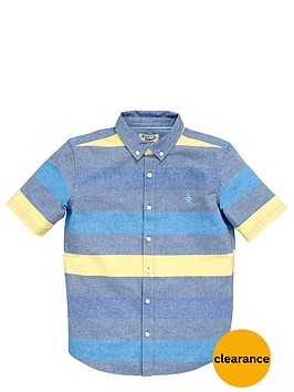 penguin-ss-stripe-shirt