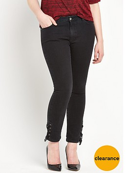 v-by-very-curve-lace-up-eyelet-skinny-jean