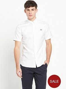 fred-perry-twill-short-sleevenbspshirt