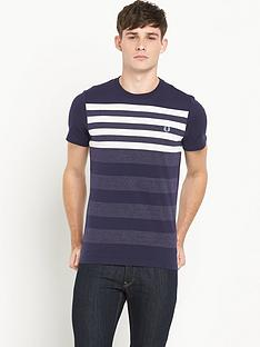 fred-perry-fred-perry-dot-stripe-t-shirt