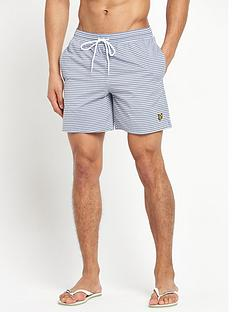 lyle-scott-stripe-swim-shorts