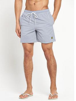 lyle-scott-stripe-swim-shorts