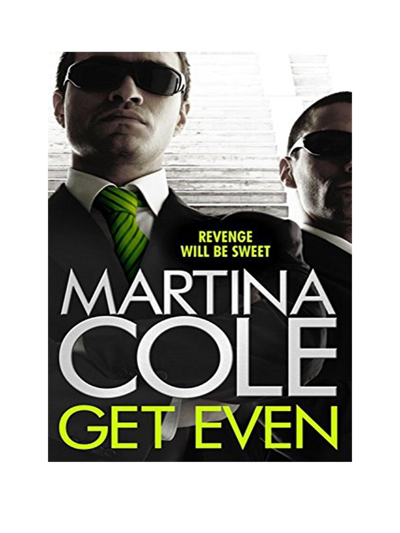 Martina cole books in order