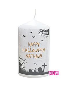 personalised-halloween-graveyard-candle