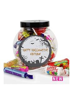 personalised-halloween-graveyard-sweet-jar