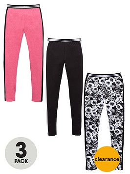 v-by-very-girls-fashion-leggings-3-pack