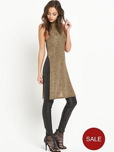 ax-paris-ax-paris-sleeveless-metallic-knit