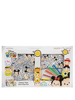 disney-tsum-tsum-colour-your-own-bag