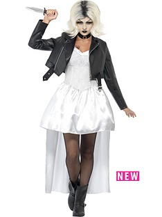 bride-of-chucky-costume-with-dress-jacket-and-choker