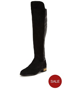 carvela-pacific-stretch-back-suede-knee-boot