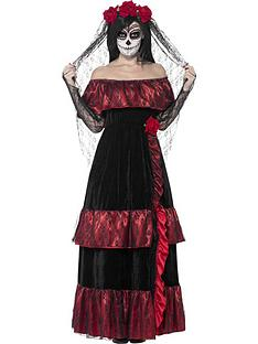 day-of-the-dead-bride-costume-deluxe-with-dress-and-rose-veil