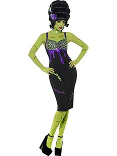 pin-up-frankie-costume-black-with-dress-flower-and-choker