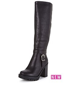 firetrap-firetrap-quartz-chunky-heeled-knee-boot