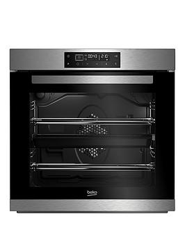 beko-bim32400xp-built-in-electric-single-oven-with-optional-connection-stainless-steel