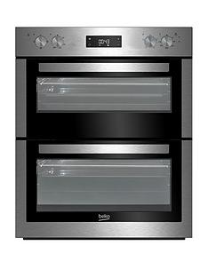 beko-btf26300x-built-under-electric-double-oven-with-connection-stainless-steel