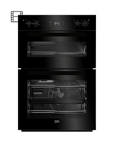 beko-bdf22300b-built-in-electric-double-oven