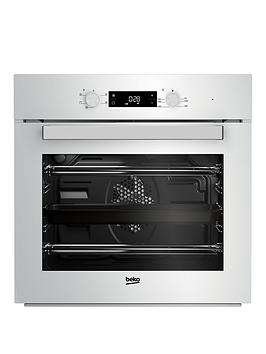 Photo of Beko bif22300w built-in electric single oven - white - cooker with connection