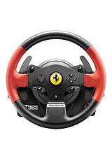 T150 Ferrari Edition Racing wheel for PS