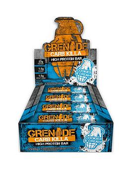 grenade-carb-killa-12-x-60g-bars-cookies-and-cream