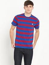 Sports Authentic Stripe RingerT-Shirt