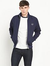 Sports Authentic Mens Track Jacket