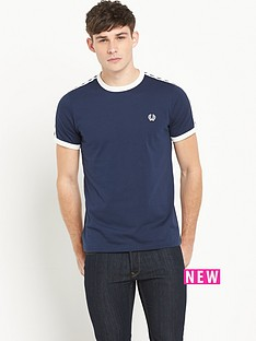 fred-perry-sports-authentic-sports-authentic-taped-ringer-t-shirt