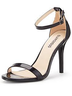 glamorous-barley-there-sandal