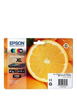 epson-clarianbsp33xl-inknbspcartridgenbsp--5-pack