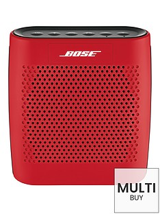 bose-soundlinknbspcolournbspbluetoothnbspwireless-speaker-red