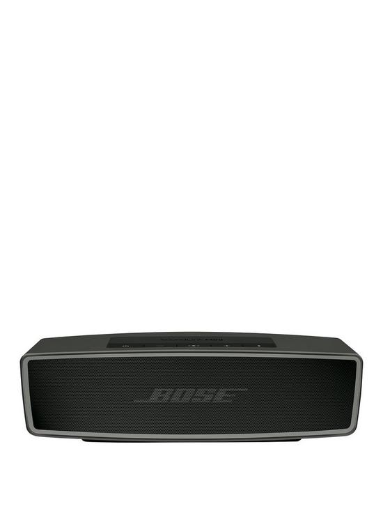 Bose Soundlink Mini Bluetooth Speaker Ii Black Very