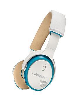 bose-soundlink-on-ear-bluetooth-headphones--white-blue