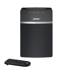 Bose SoundTouch 10 Wi-Fi Bluetooth® Music System - Black
