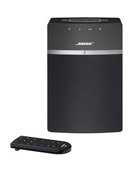 Bose Soundtouch 10 Wi-Fi Bluetooth&Reg; Music System - Black