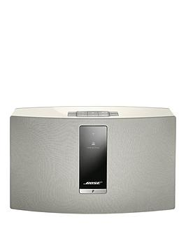 Bose Soundtouch 20 Iii Wi-Fi Bluetooth&Reg; Music System - White