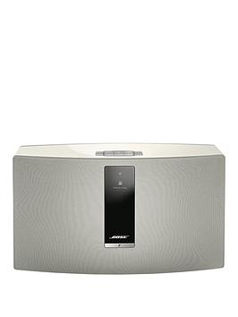 Bose Soundtouch 30 Iii Wireless Bluetooth&Reg; Music System - White