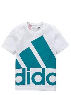 adidas-adidas-older-boys-large-logo-tee