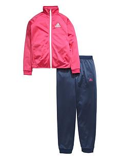 adidas-adidas-older-girls-entry-poly-tracksuit