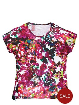 adidas-older-girls-floral-print-training-tee