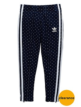 adidas-originals-older-girls-denim-spot-leggings