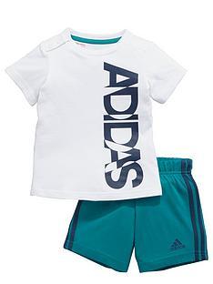 adidas-adidas-baby-boys-linear-logo-topshorts-set