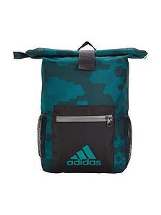 adidas-adidas-older-boys-camo-backpack
