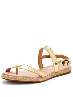 ugg-australia-bryleenbspmetallic-strappy-sandalnbsp