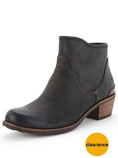 ugg-australia-penelope-western-ankle-bootsnbsp