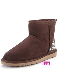 ugg-australia-liberty-print-mini-classic-boots